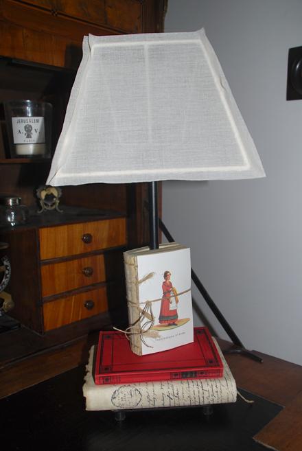 chapeaux de lumi re abat jour sur mesure cr ation et. Black Bedroom Furniture Sets. Home Design Ideas
